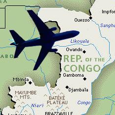 «Боинг» рухнул в сердце Африки