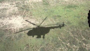 Наркодилеры сбили полицейский вертолет в Рио-де-Жанейро