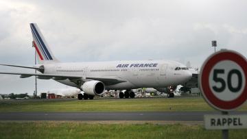 Французский лайнер А330 врезался в здание в аэропорту Браззавиля